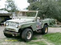 1965 Nissan Patrol L-60 Very Rare