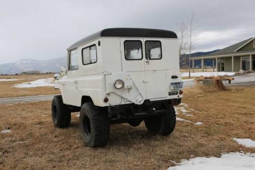 1966 Bozeman MT rear