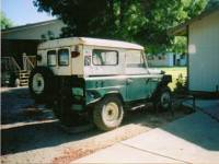 Nissan Patrol 1966