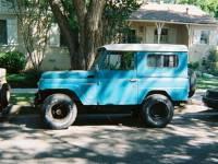 1967 Nissan Patrol in Canoga Park California