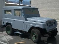 1967 Nissan Patrol in Cathedral City California