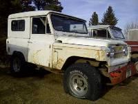 1969 Nissan Patrol in Clancy Montana