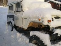 1969 Nissan Patrol in Fairbanks Alaska