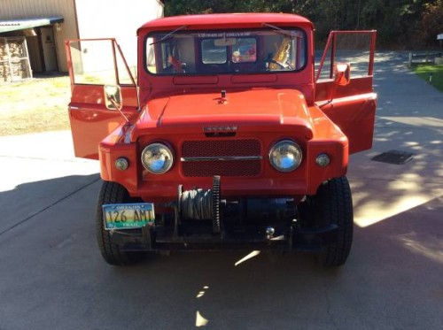1969 Nissan Patrol For Sale in Grants Pass Oregon