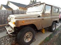 1969 Nissan Patrol in Yuba City California