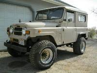 1969 Nissan Patrol in Yucaipa California