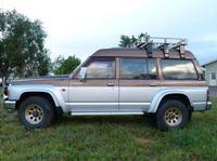 1988 Nissan Safari Patrol