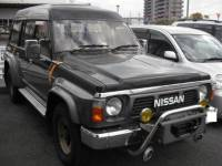 1988 Nissan Patrol in High Desert California
