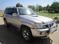 2006 Nissan Patrol in Jonesboro Arkansas