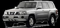 Fifth Generation Nissan Patrol