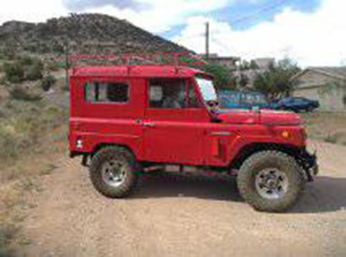 1969 Rimrock AZ