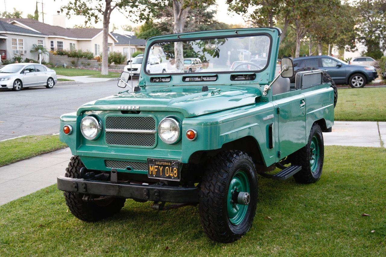 1964 Nissan Patrol For Sale In Los Angeles Ca