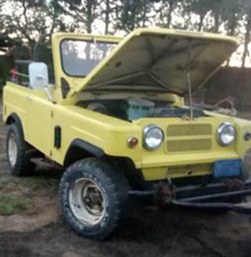 Nissan Patrol For Sale Craigslist >> 1967 Nissan Patrol For Sale in Aptos CA
