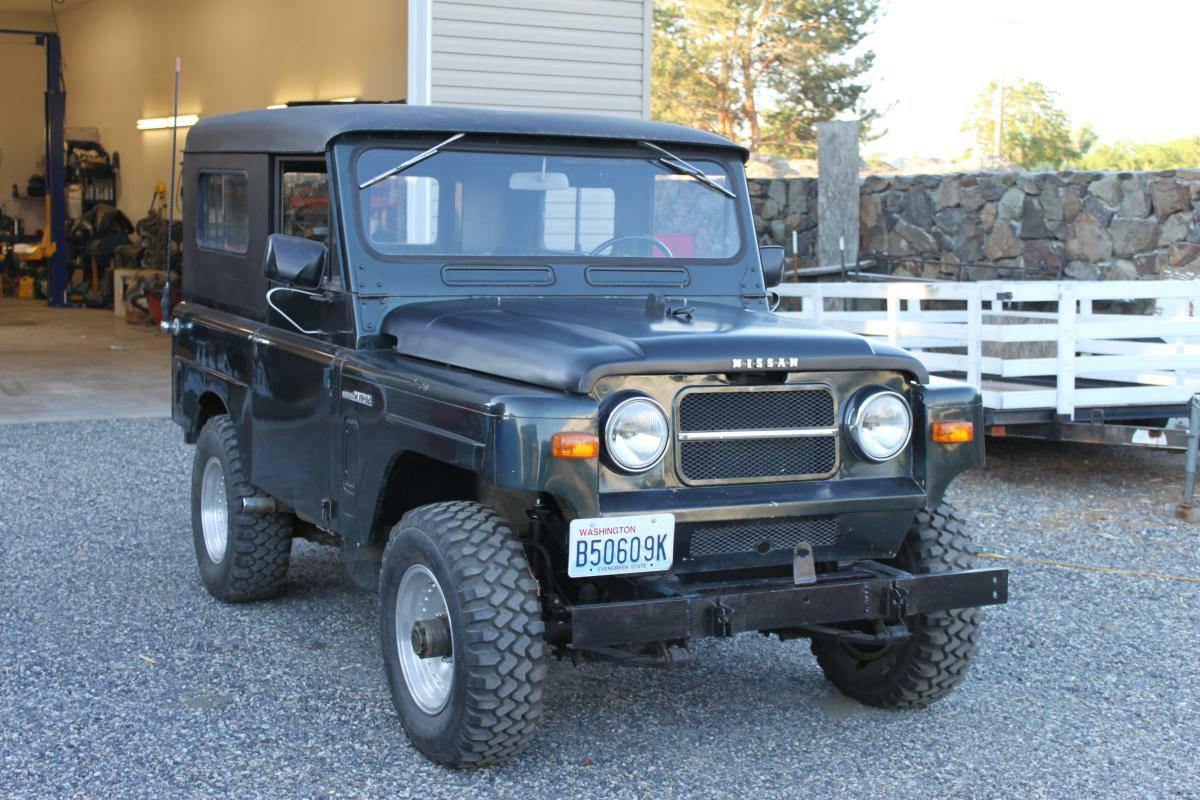1969 Nissan Patrol Custom For Sale in Pasco (Tri-Cities ...
