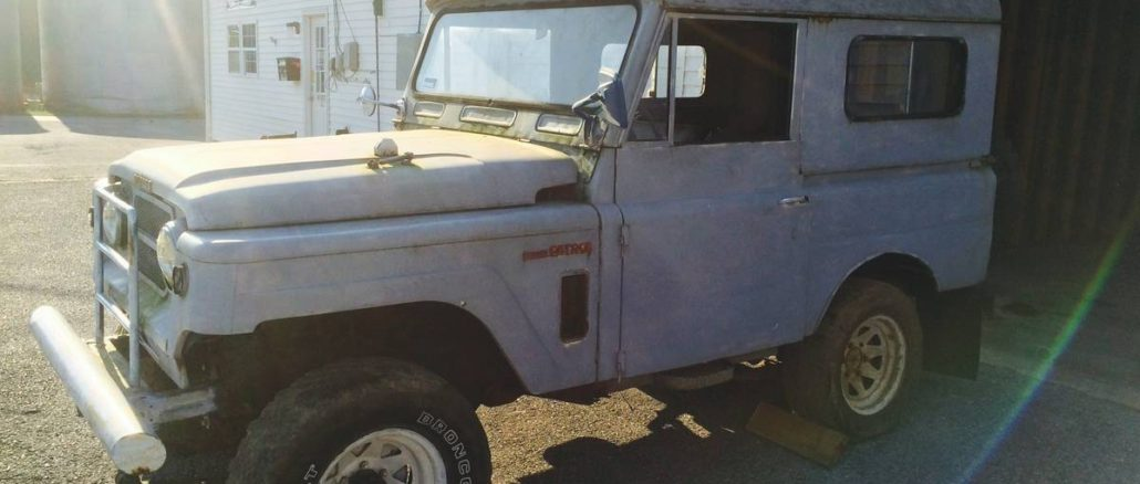 Nissan Patrol For Sale USA Classifieds Craigslist 1969